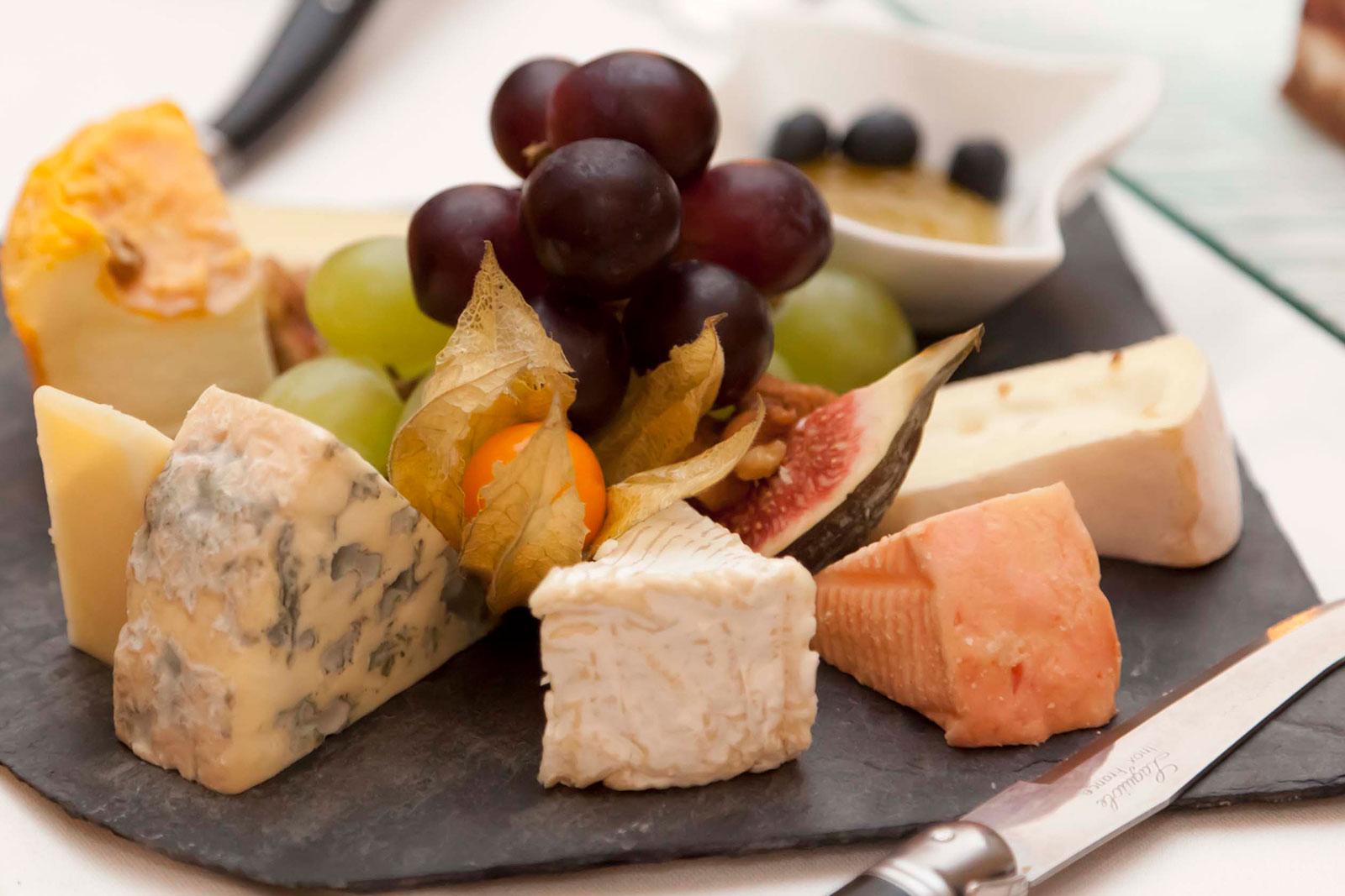 käse variationen für buffets