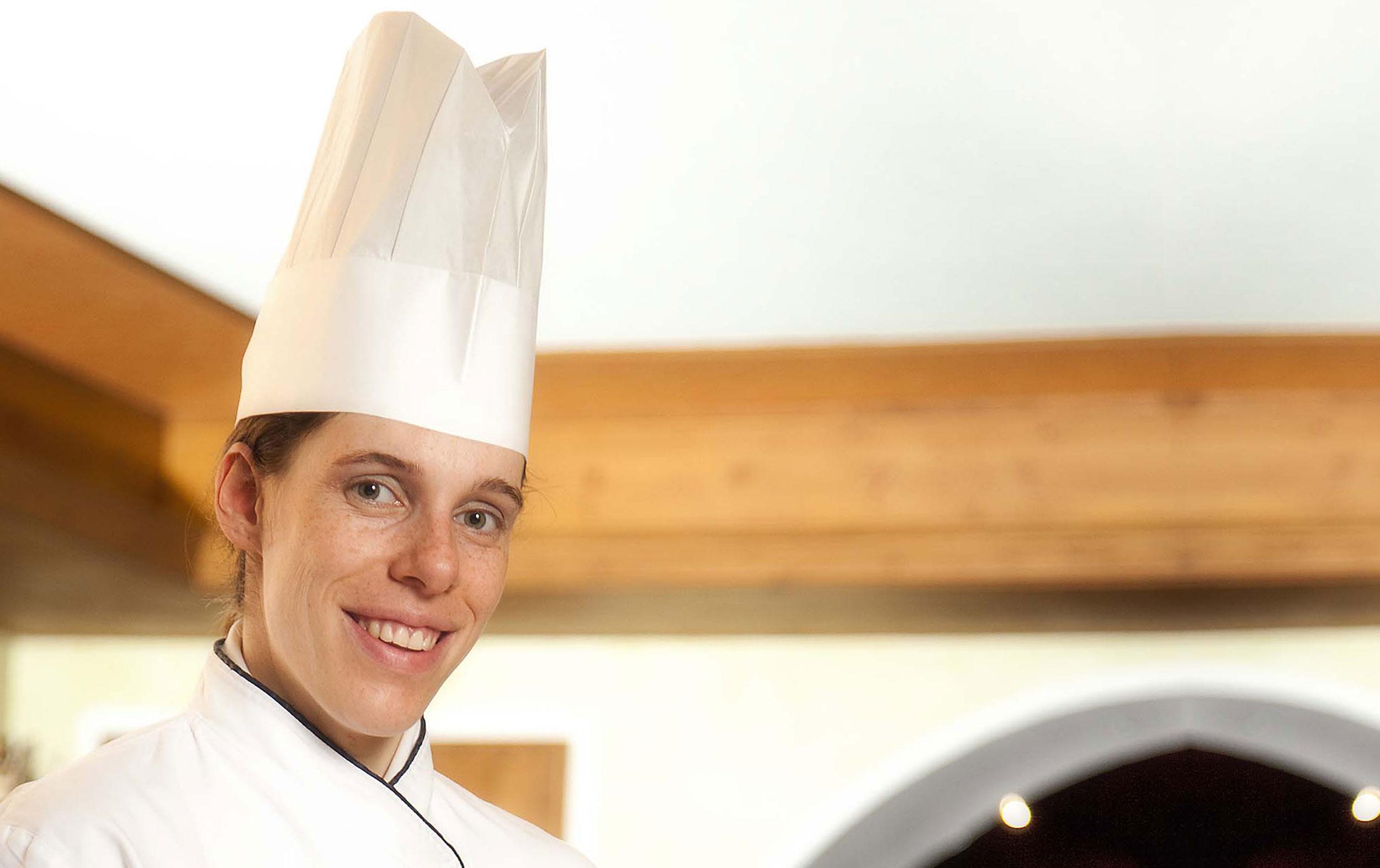 Steffi Kerber-Reichel Küchenchefin