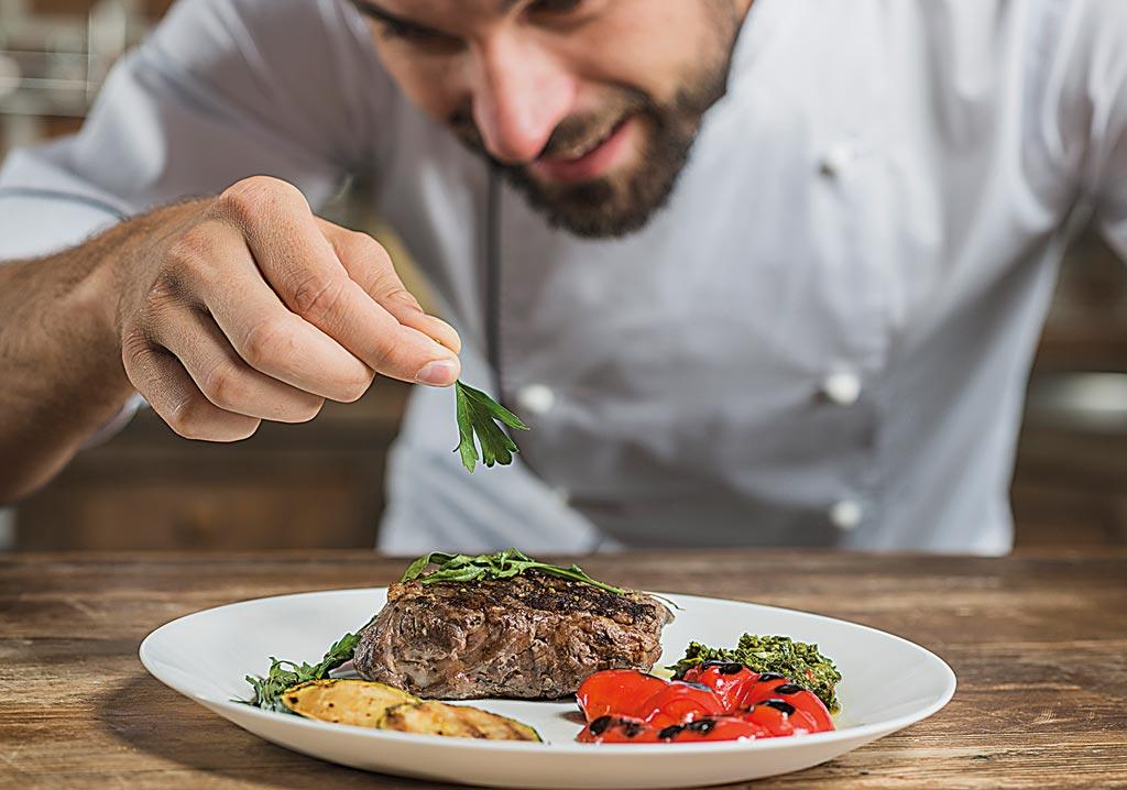 Stellenangebot als Koch