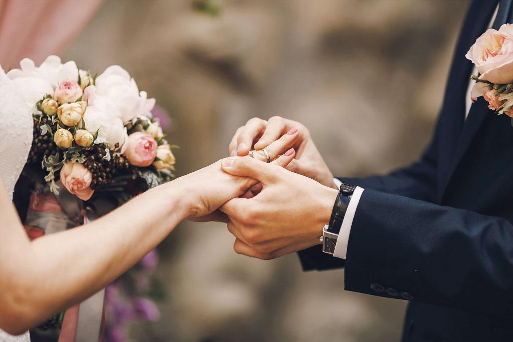 Hochzeit im Trakehnerhof