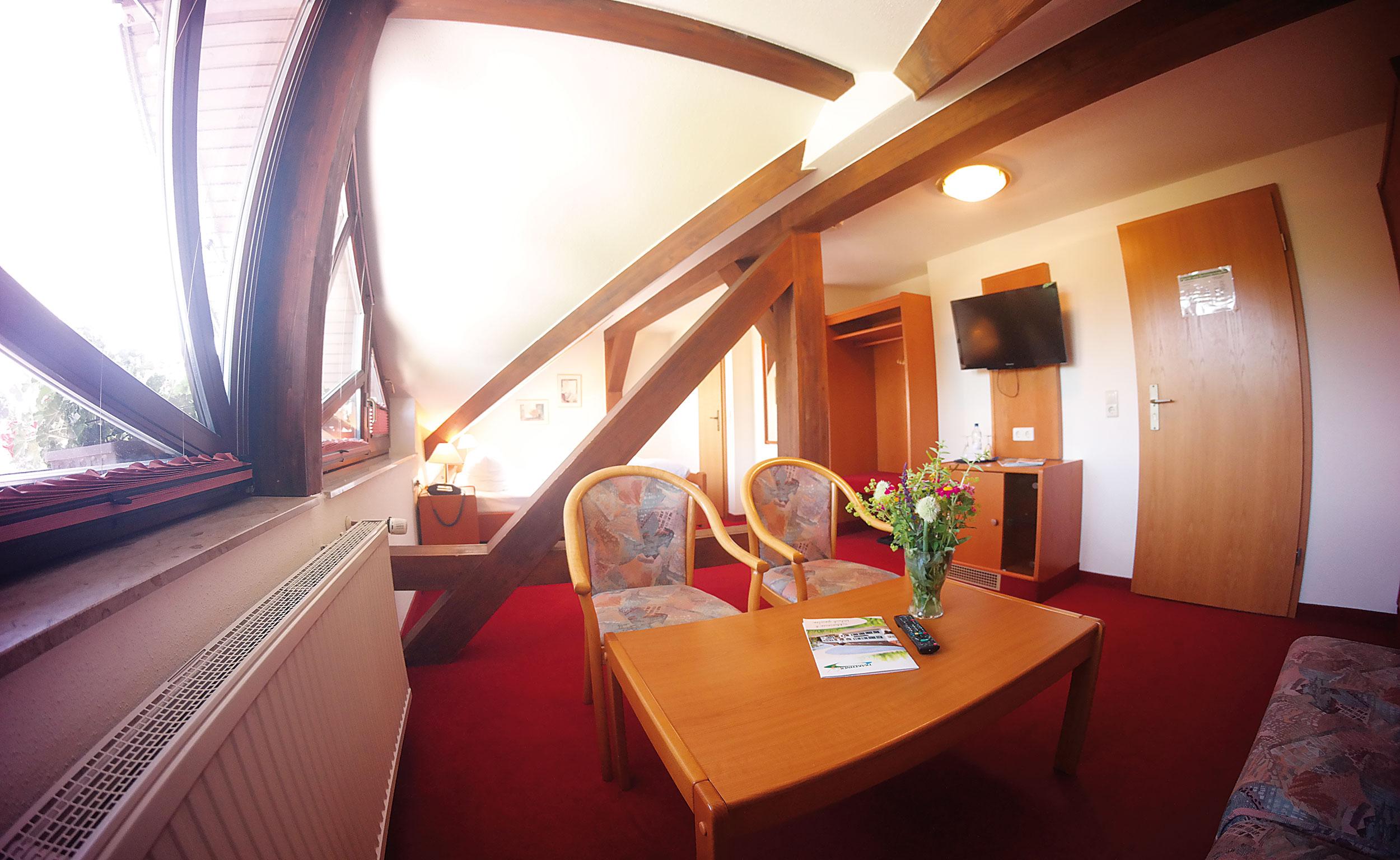 Komfortzimmer Hotel Großwaltersdorf