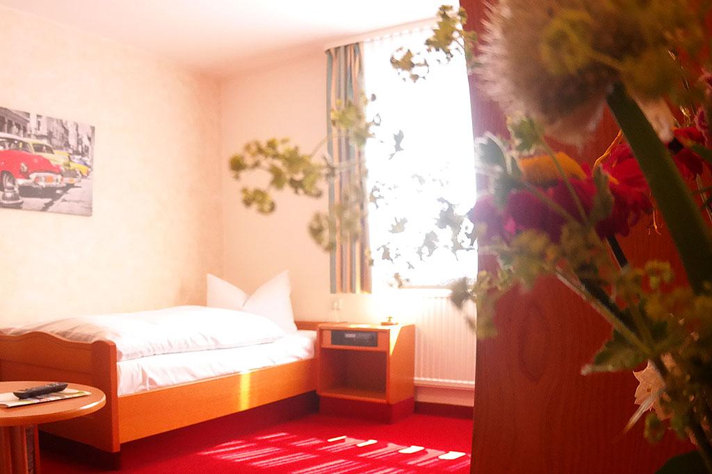 Landhotel Trakehnerhof Einzelzimmer