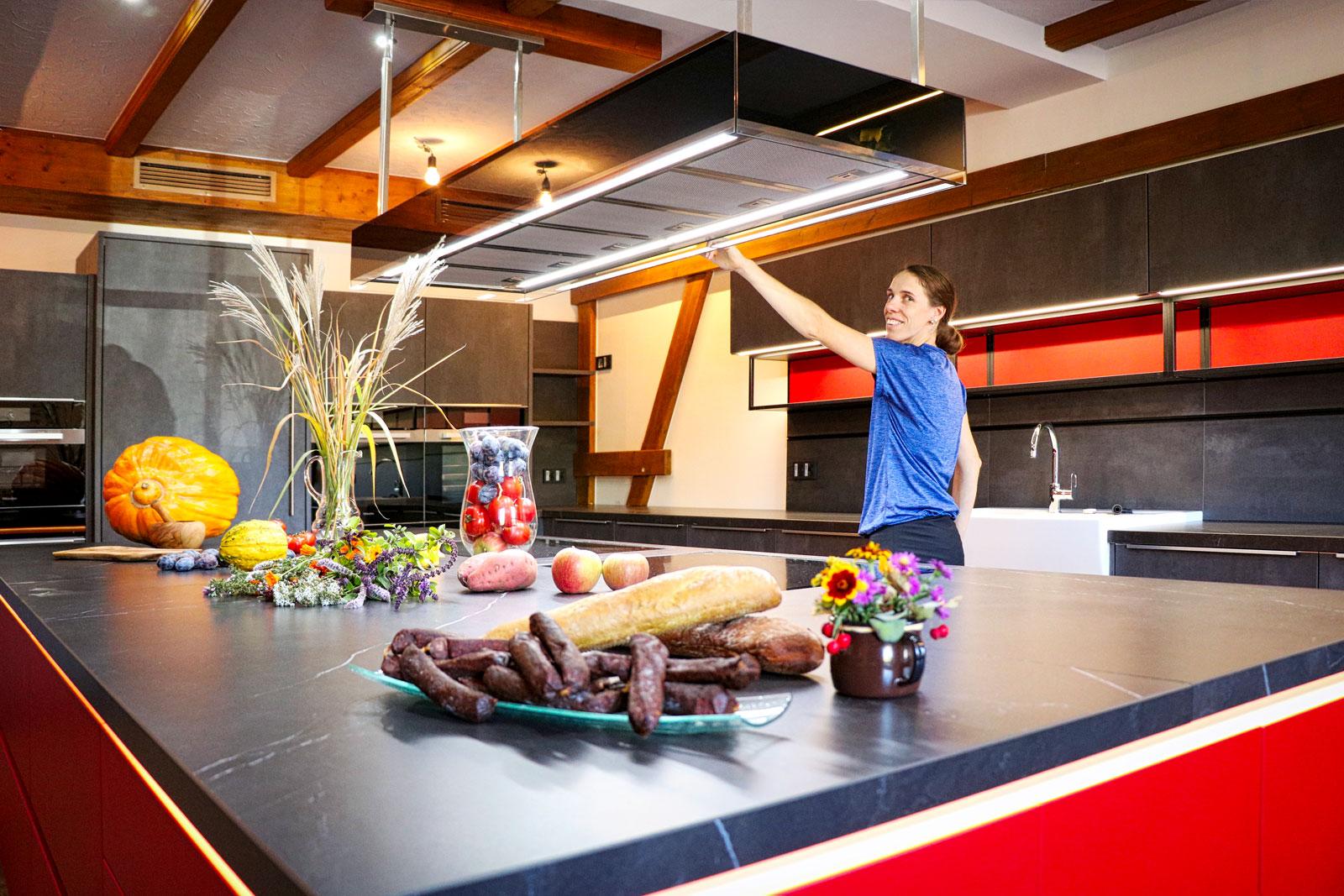Kochwerkstatt mit Steffi Kerber-Reichel