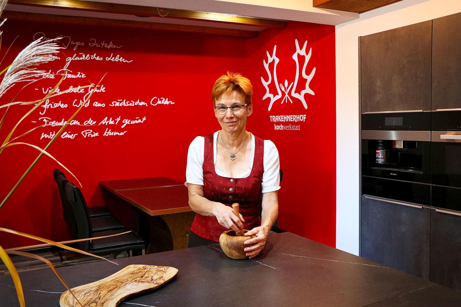 Trakehnerhof Kochwerkstatt
