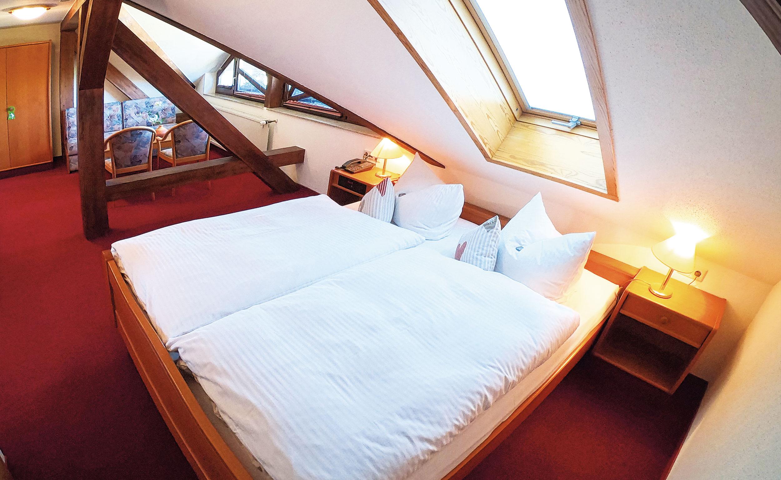 Komfortzimmer Erzgebirge